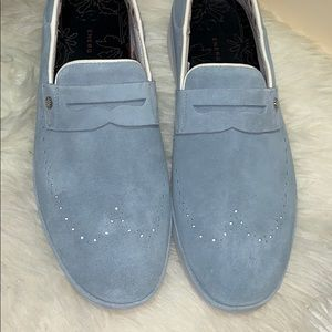7d274763e7b Ugg cali penny suede loafers nwt NWT